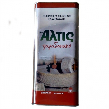 Altis Olivenöl Traditional extra virgin Paradosiako 4 l