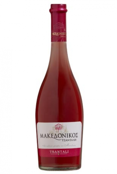 6 Flaschen Makedonikos Rose Tsantali 0.75 l